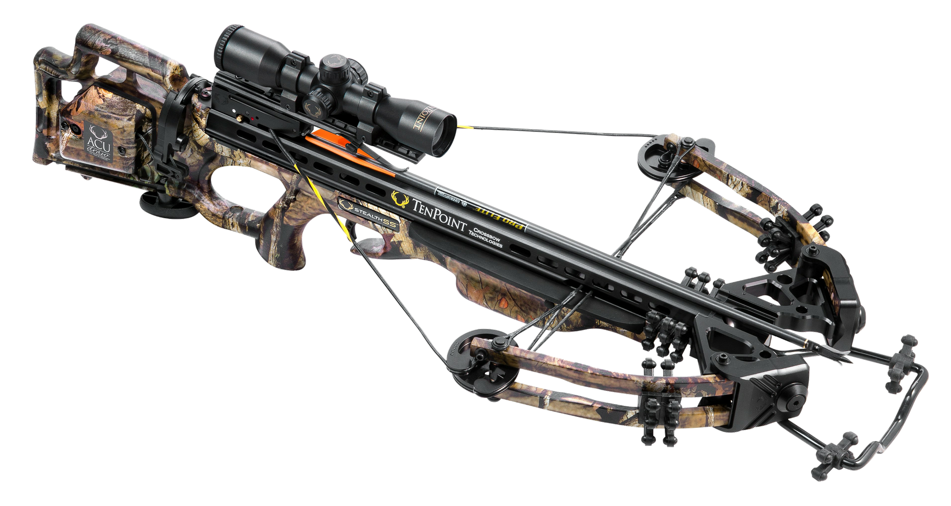 how far do crossbows shoot accurately